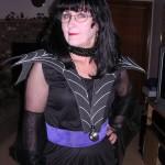 Jackie's Halloween costume