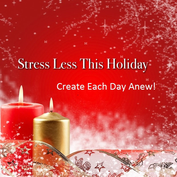 Stress Less This Holiday