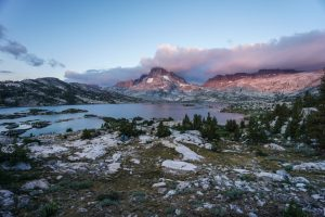 JMT_Thousand Island Lakes_ image