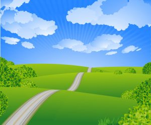 summer-road-vector_engagement of life